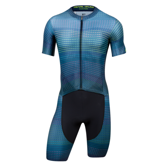 Men's PRO Short Sleeve Race Suit
