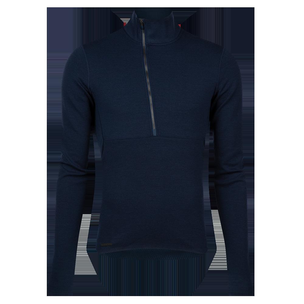 Men's PI / BLACK Merino Thermal Sweater1