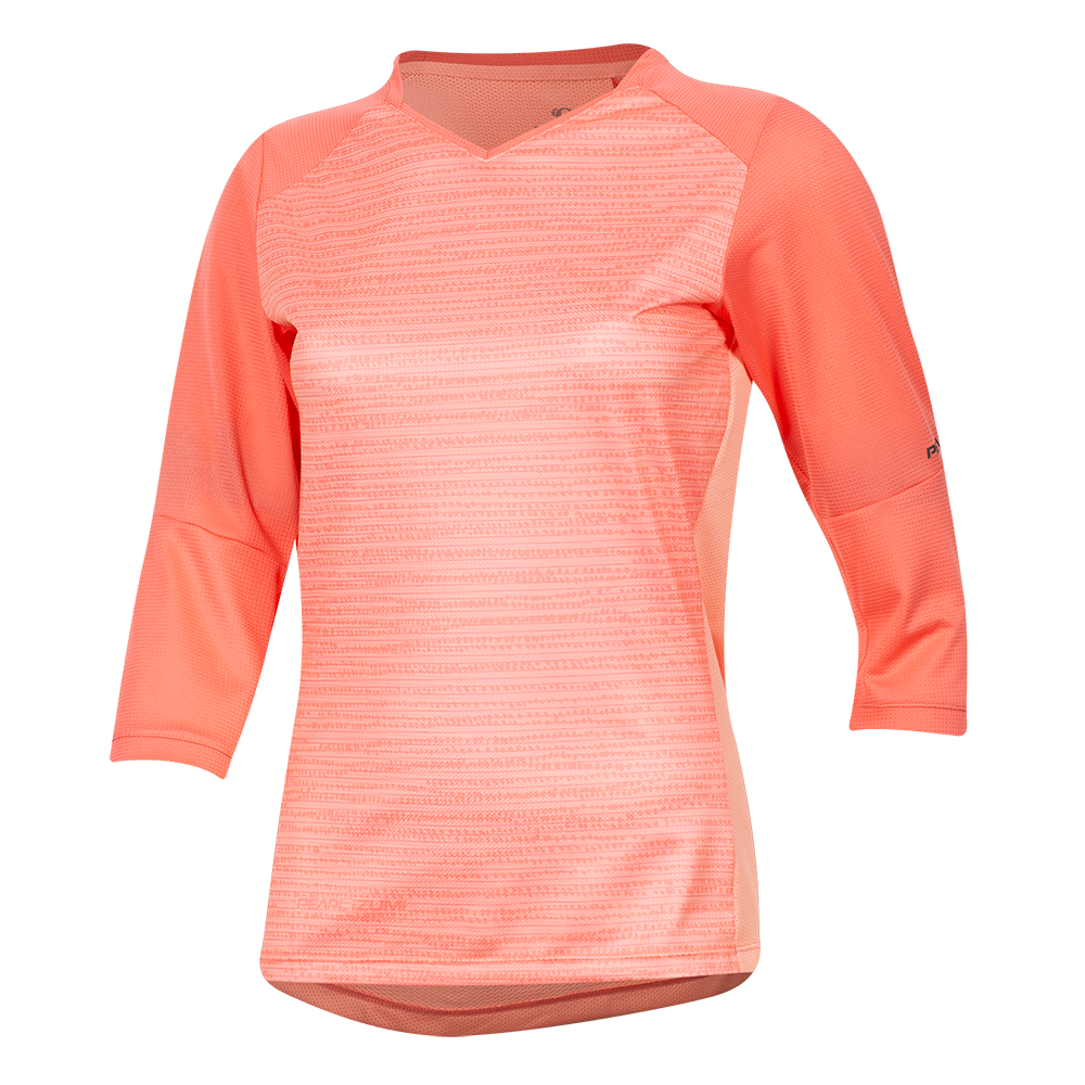 Women's Launch 3/4 Sleeve Jersey1